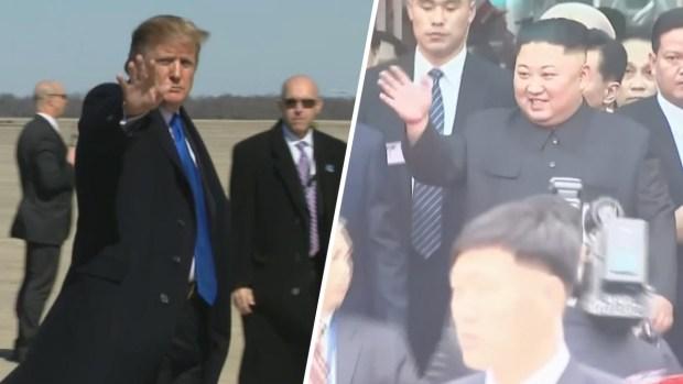 [NATL] Trump to Arrive in Hanoi for US-N.Korea Summit