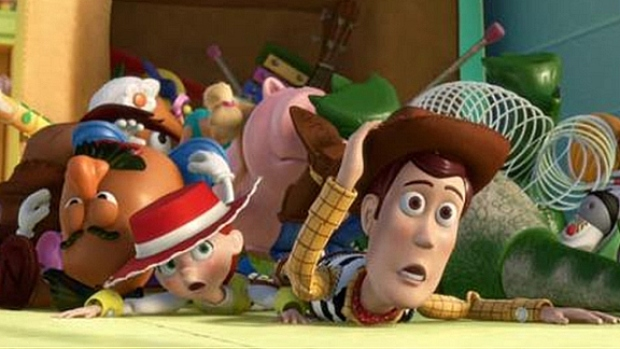 "[NATL] The New ""Toy Story 3"" Trailer Drops"
