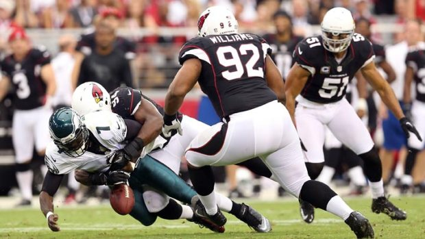 Turning Point: Vick's Fumble Seals Fate