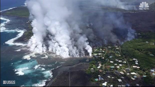 [NATL] Kilauea Volcano Destroys Hundreds Of Homes in Hawaii