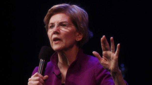[NATL] Sen. Elizabeth Warren Unveils Universal Child Care Plan