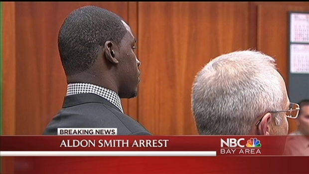[BAY] 49ers Aldon Smith Booked For False Report of Bomb Threat at LAX