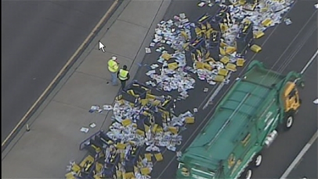 [PHI] Road Spill: Mail