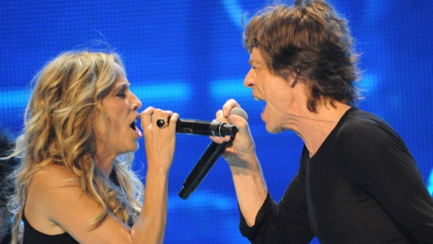 Rolling Stones Rock the United Center