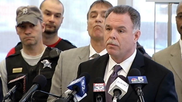 [CHI] Garry McCarthy On Weather's Effect On Crime