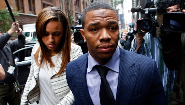After 'Worst Decision of My Life,' Ray Rice Speaks Out About Domestic Violence