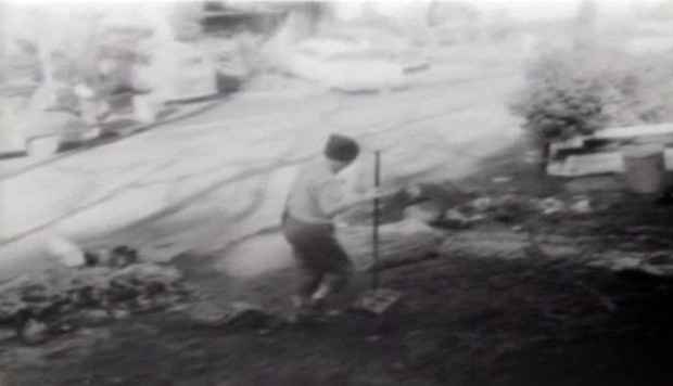 From the Archive: The 1961 Bel Air Brush Fire Aftermath