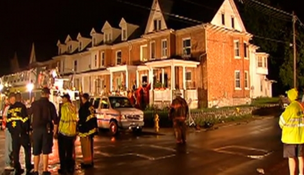[PHI] Coatesville Fire Kills Mother, Son