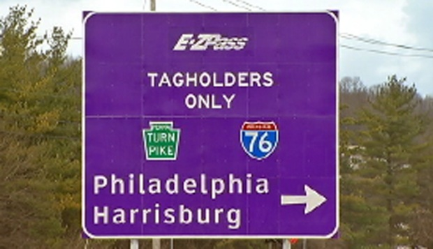 [PHI] New Electronic Interchange for Pa. Turnpike