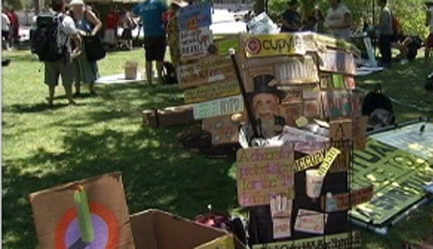 [PHI] Occupiers Gather at Franklin Square