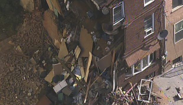 [PHI] Wall Collapse Forces Demo of Family Home