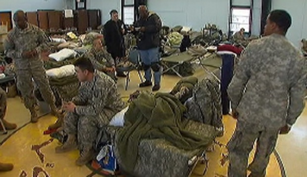 [PHI] National Guard Helping to Put NJ Back Together