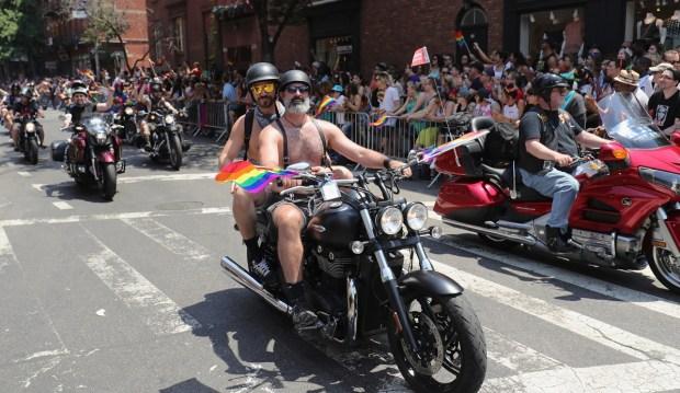 PHOTOS: NYC's Gay Pride Parade 2016