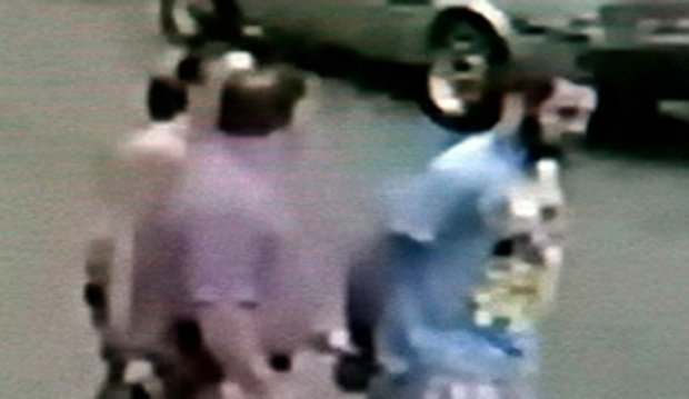 [PHI] Arrest of Kidnapping Suspect Caught on Cam