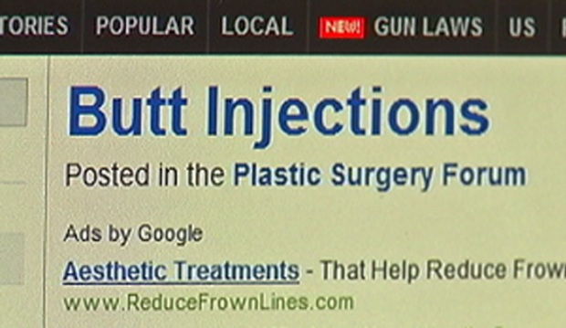 [PHI] NBC10 Investigators Expose Illegal Butt Injections
