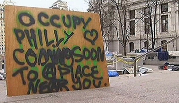 [PHI] Occupiers Plan to Gather at Independence Mall