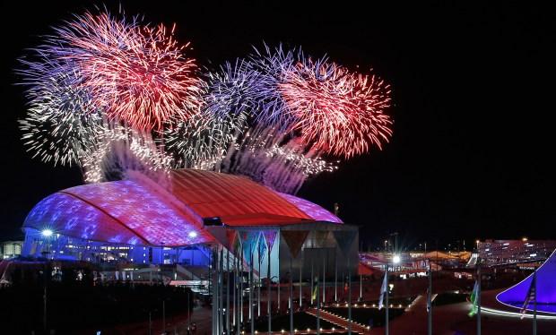 [SOCHI] Best of the 2014 Sochi Olympics Opening Ceremony