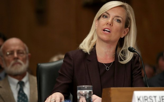 [NATL] Kirstjen Nielsen Confirmed as Homeland Security Secretary