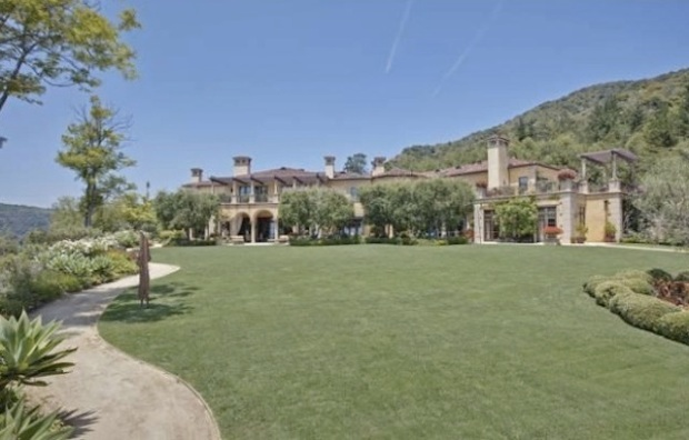 Inside a Fashion Designer's $63M Mega Mansion