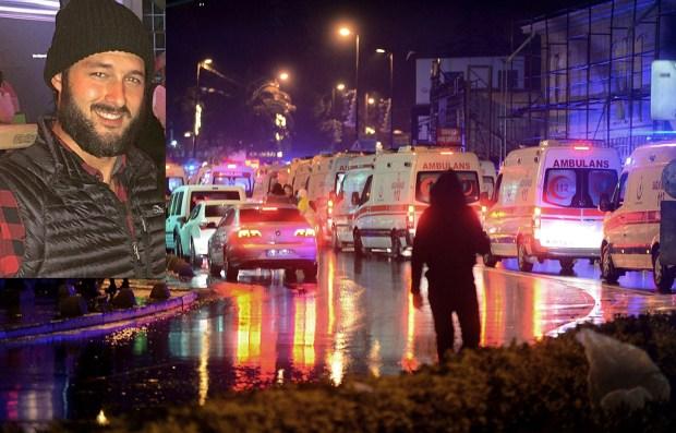 Delaware Man Hurt in Istanbul Attack