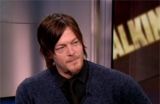 "[NY] Norman Reedus on ""The Walking Dead"""