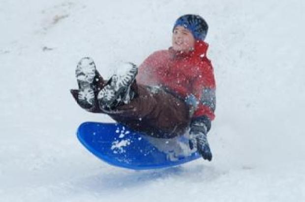 Your Pictures: Snow Lovers Rejoice!