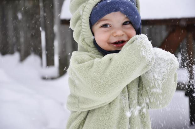 Your Pictures: First Snow