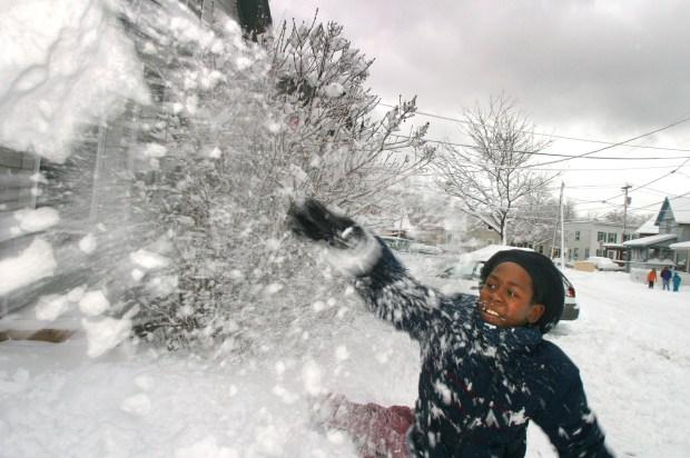 The Cutest Snow Kids