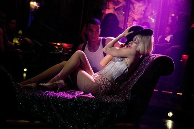 """Scenes From """"Burlesque"""""""