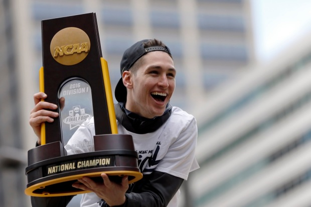 Villanova Celebrates NCAA Championship with Parade