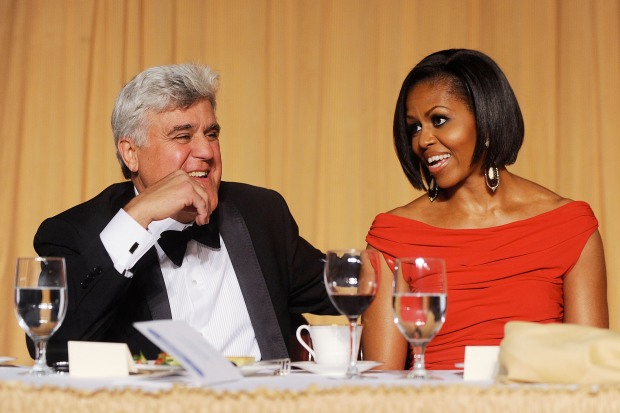 Scenes From the White House Correspondents' Dinner