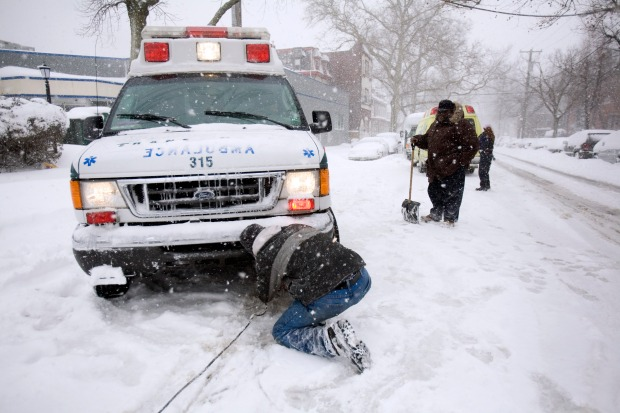 [PHI] Images: Snowstorm Socks Delaware Valley