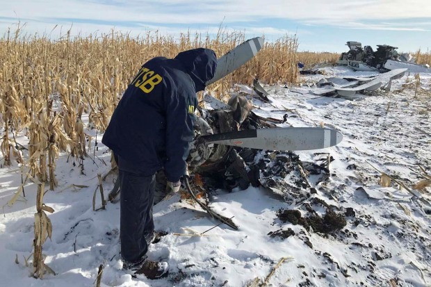[NATL] Top News Photos: 9 Dead in South Dakota Plane Crash, London Mourns Stabbing Victims, More