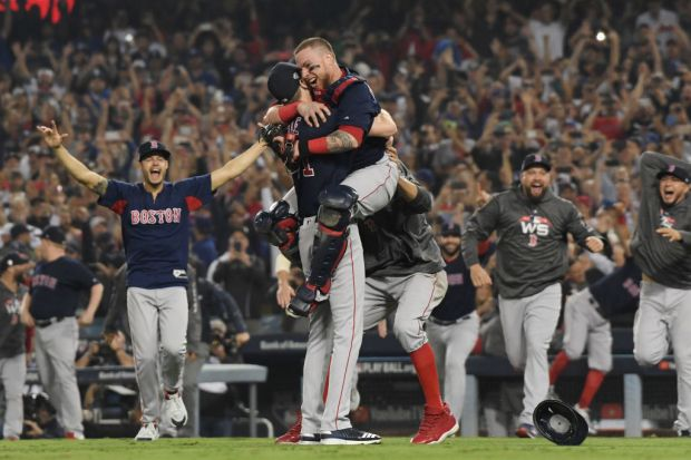[NATL-BOS]World Series Game 5 in Photos