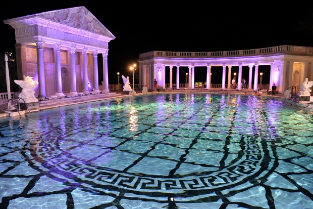 [NATL-LA] Hearst Castle: History on the California Coast