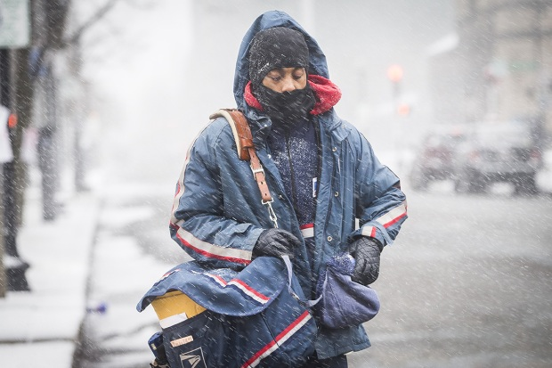 Winter Storm Sweeps Across East Coast