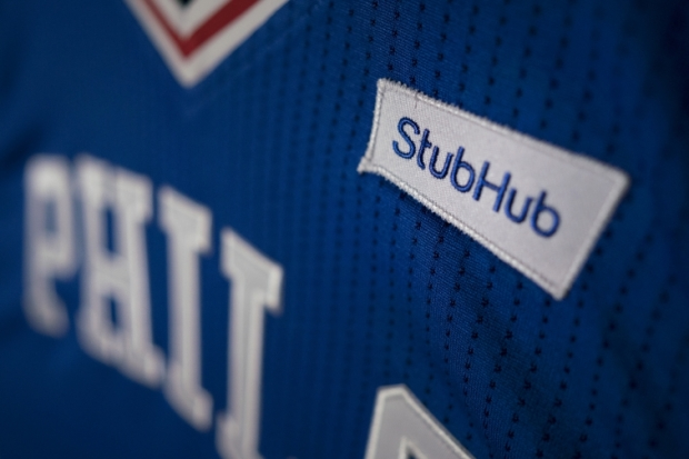 [PHI] 76ers and StubHub Team Up to Make NBA History