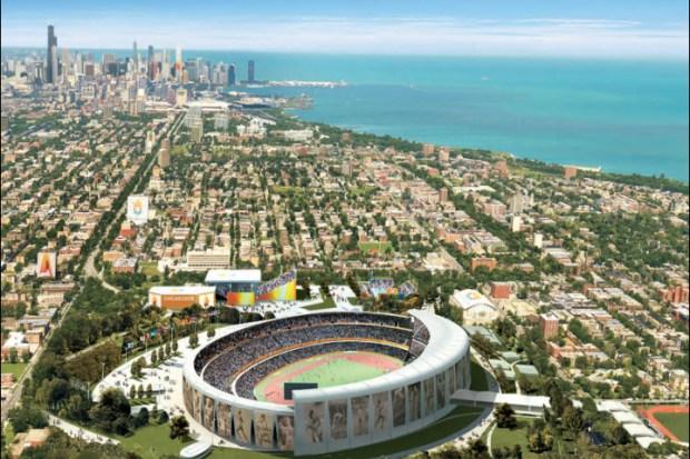 Chicago 2016 Venue Plans
