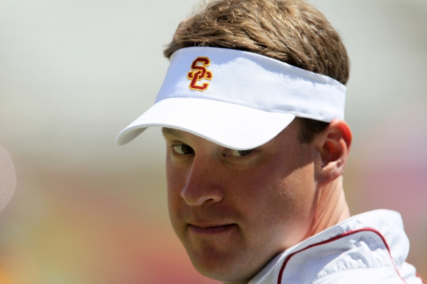 USC Head Football Coach Scores New Digs
