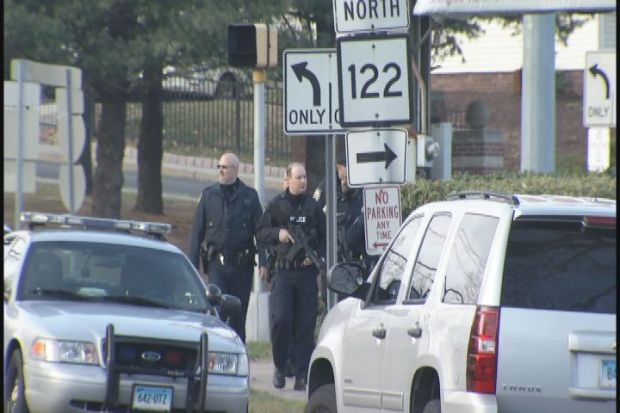 [HAR] Lockdown Lifted at Univ. of New Haven