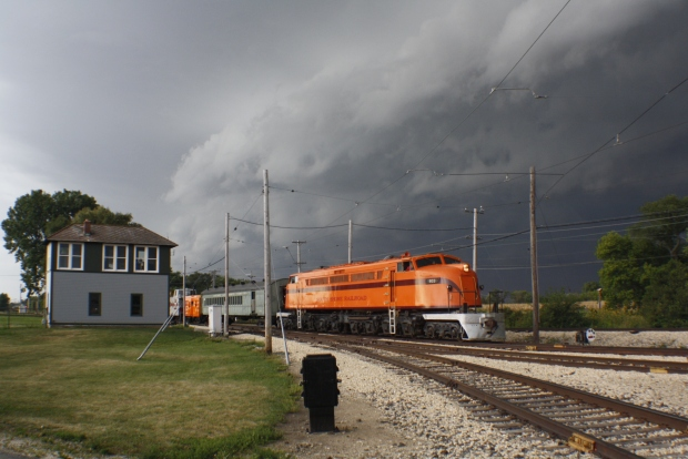 Photos: Severe Weather Labor Day Weekend