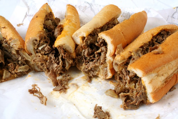 Calorie Buster: The Philly Cheesesteak