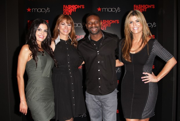 """""""Real Housewives"""" Invade Macy's Aventura's Fashion's Night Out"""