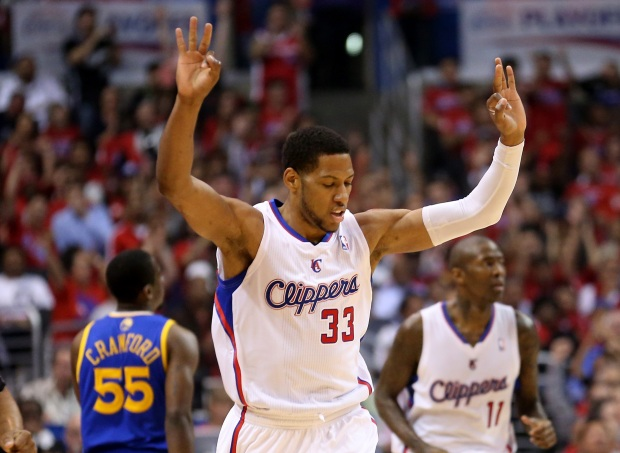 Los Angeles Clippers in the 2014 NBA Playoffs
