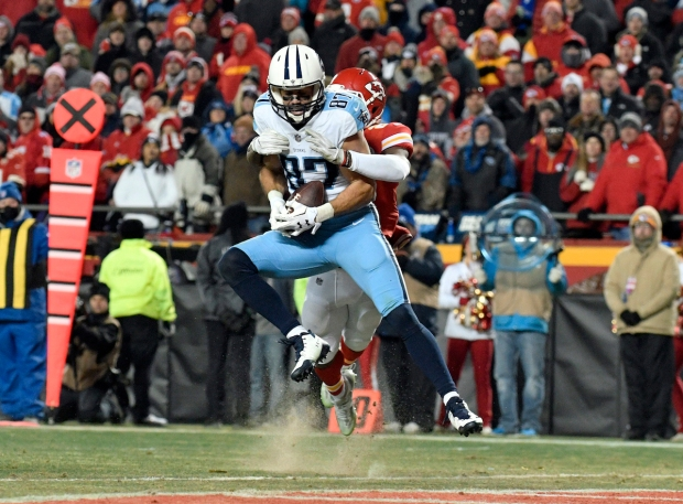 Top Moments of the NFL Playoffs Titans Rally Over Chiefs