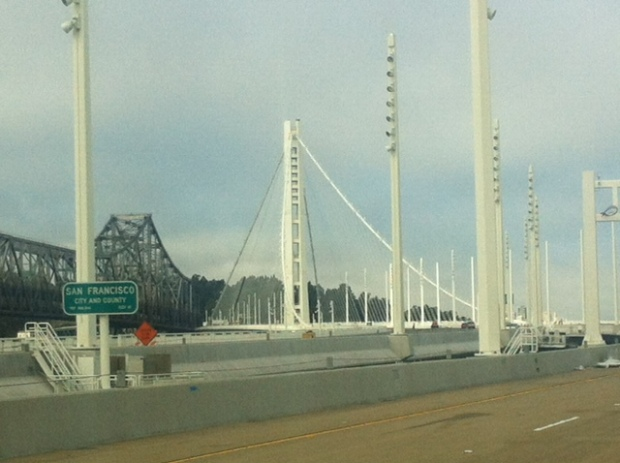 New Bay Bridge Eastern Span