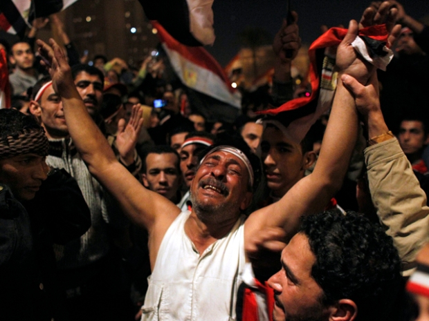 [NATL] Dramatic Photos From Egypt