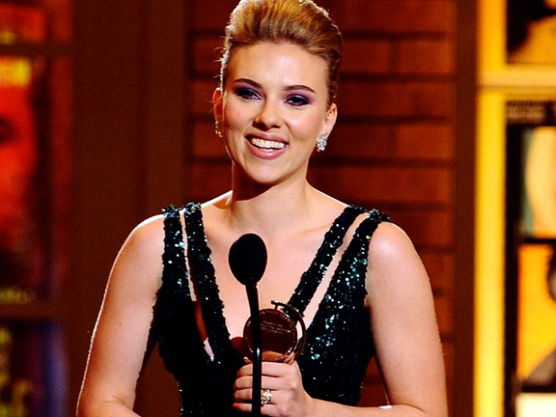 [NATL] ScarJo and Denzel Among Big Winners at 2010 Tony Awards