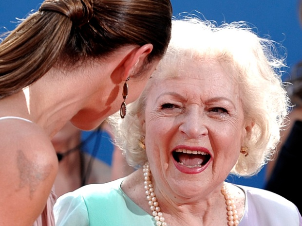 [NBCAH] Betty White - 'People Are Trying To Get Rid Of Me And They Can't!'
