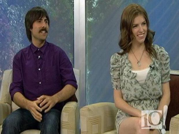 [PHI] Jason Schwartzman and Anna Kendrick vs. The 10! Show